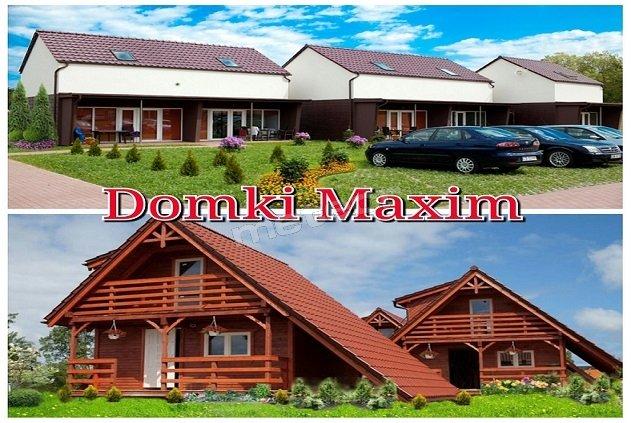 Domki Letniskowe MAXIM