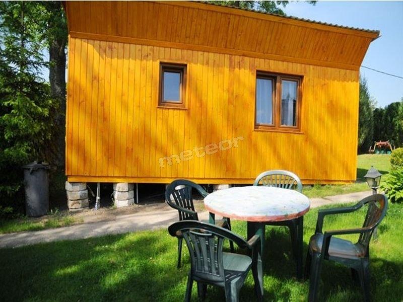 Domek drewniany nr 3
