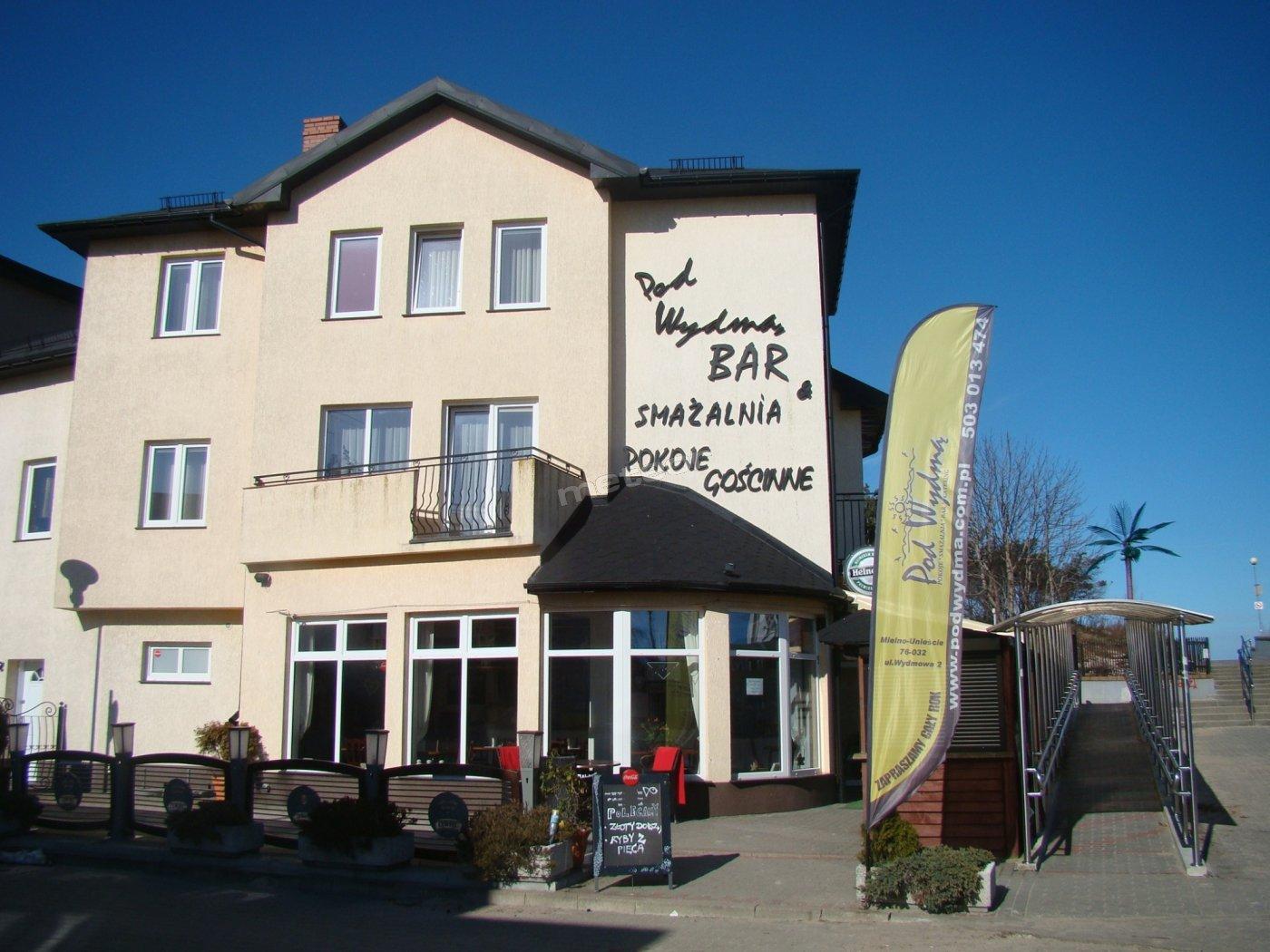 Pokoje Gościnne, Restauracja Pod Wydmą