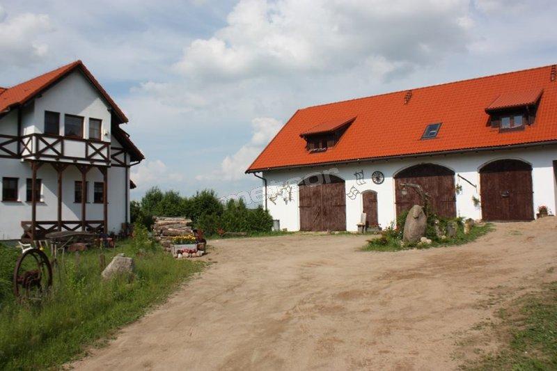 Gospodarstwo Agroturystyczne Krzewinka koło Giżycka