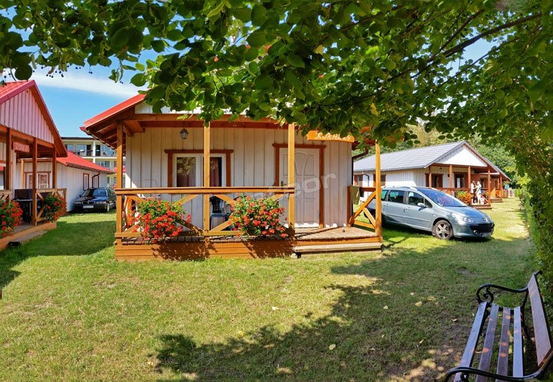 Domki Letniskowe Irena
