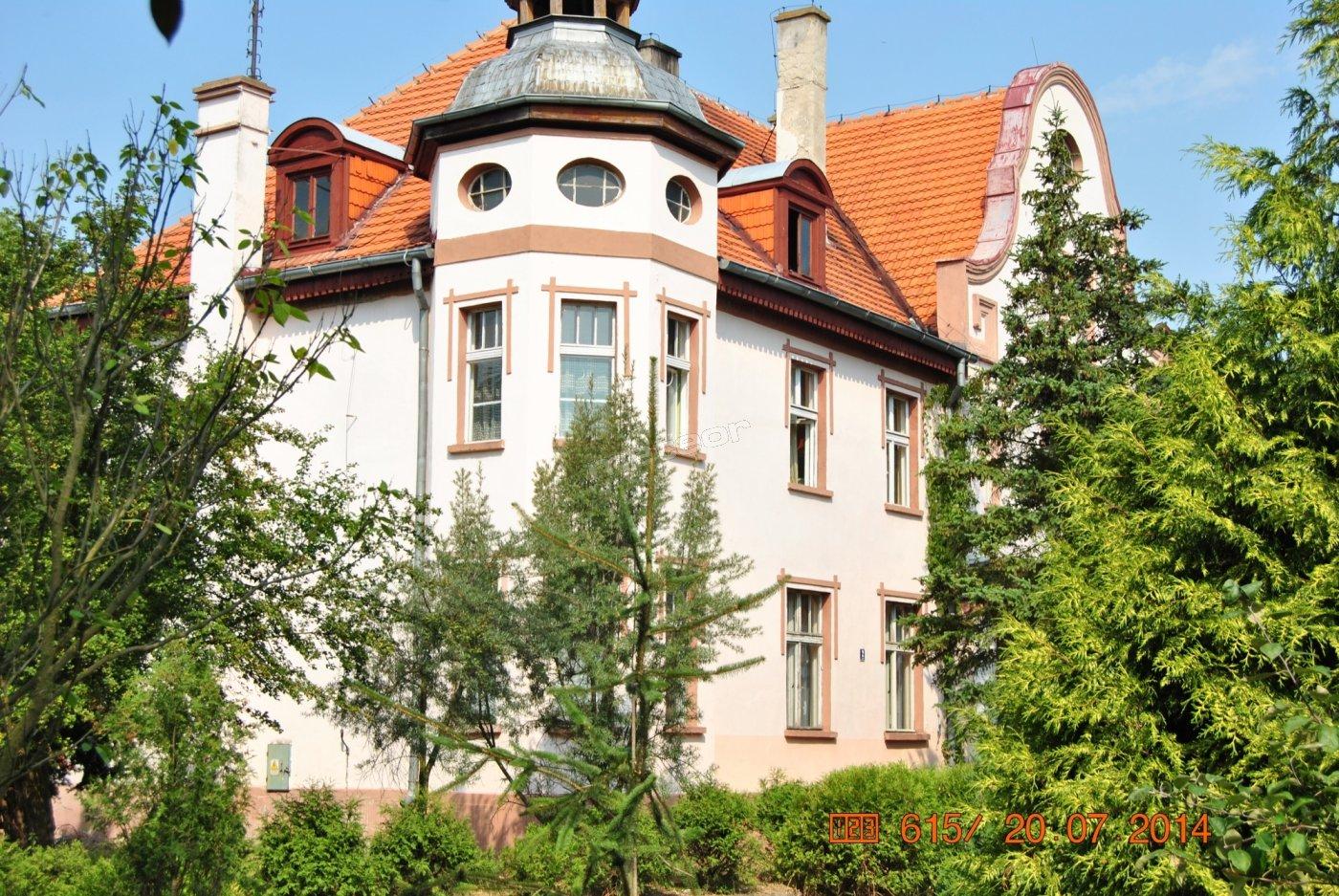 Pałac Wola Stanomińska