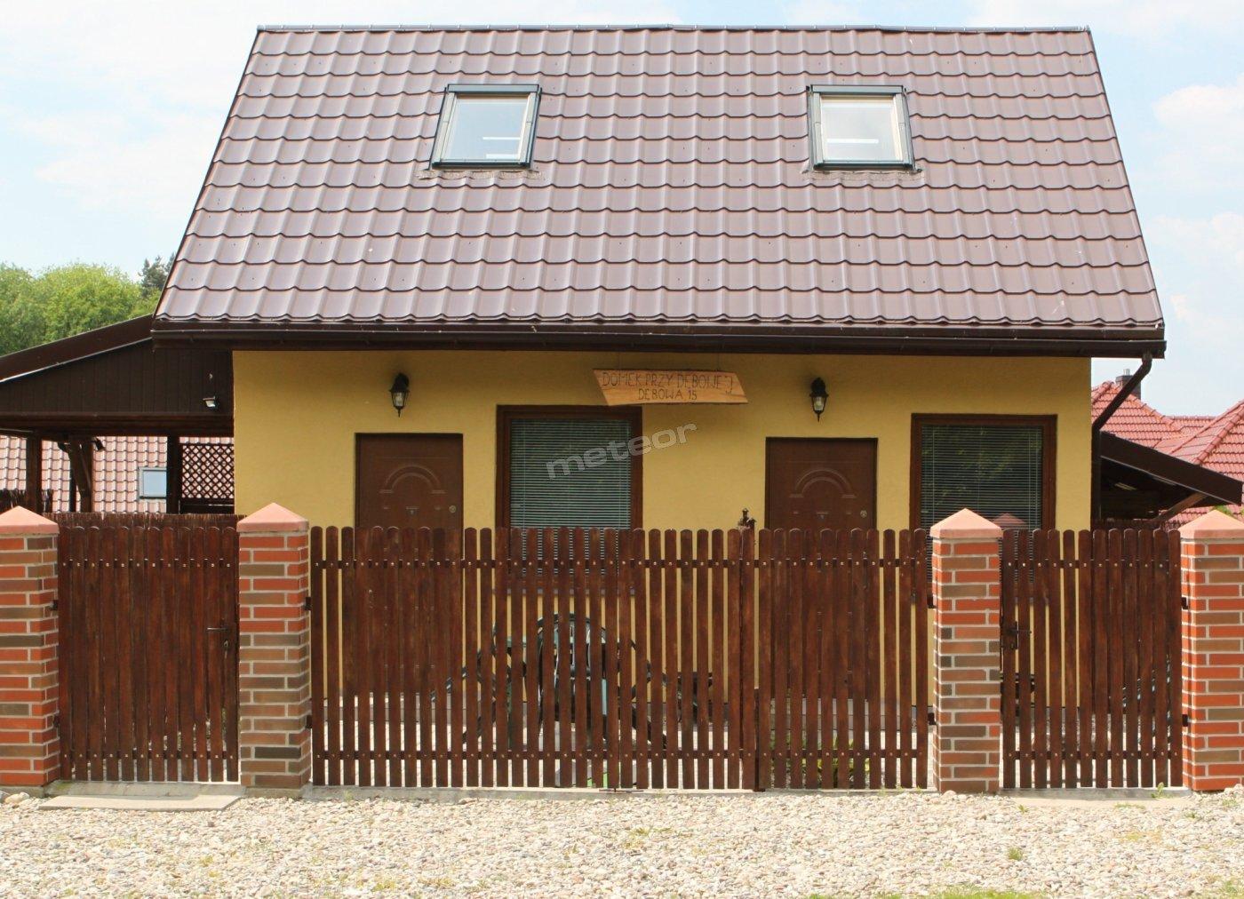 Domek przy Dębowej