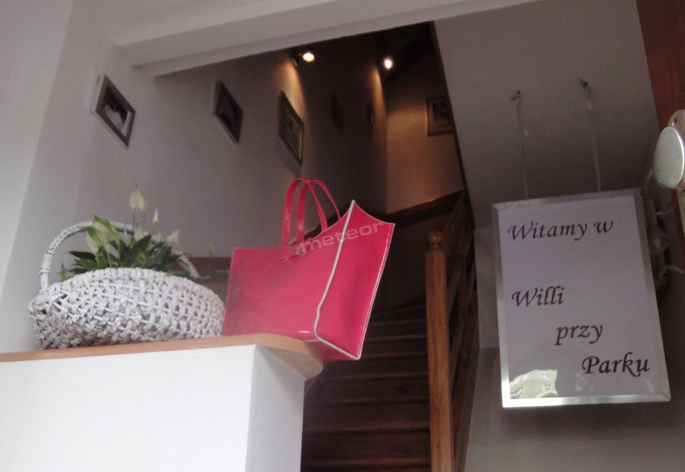 Wejście... oczekujące na przywitanie Gości :)