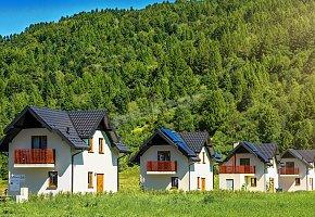 Słoneczna Osada Komfortowe Domki w Pieninach