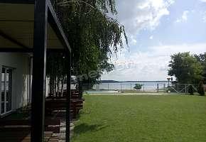 SaunaiSPA domek nad jeziorem