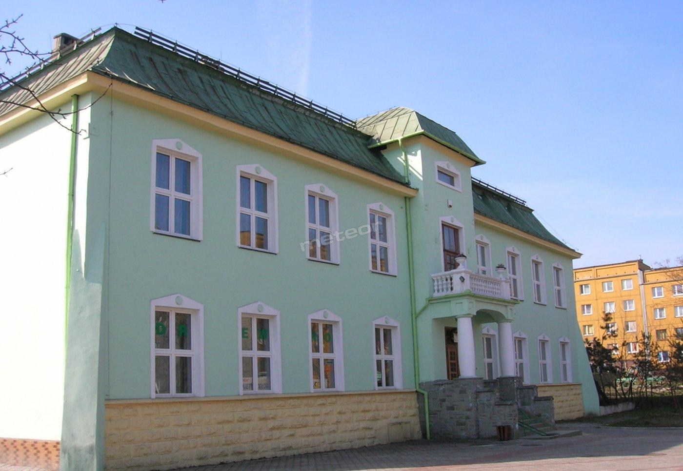Hotel Pracowniczy w Pałacyku