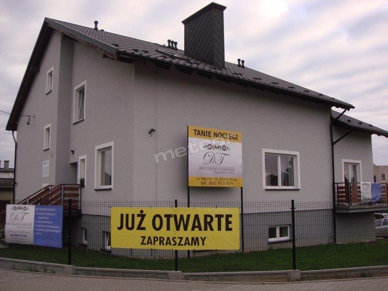 Dom Turysty w Brusach