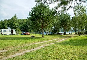 Barbados nr 245 Camping Mazury