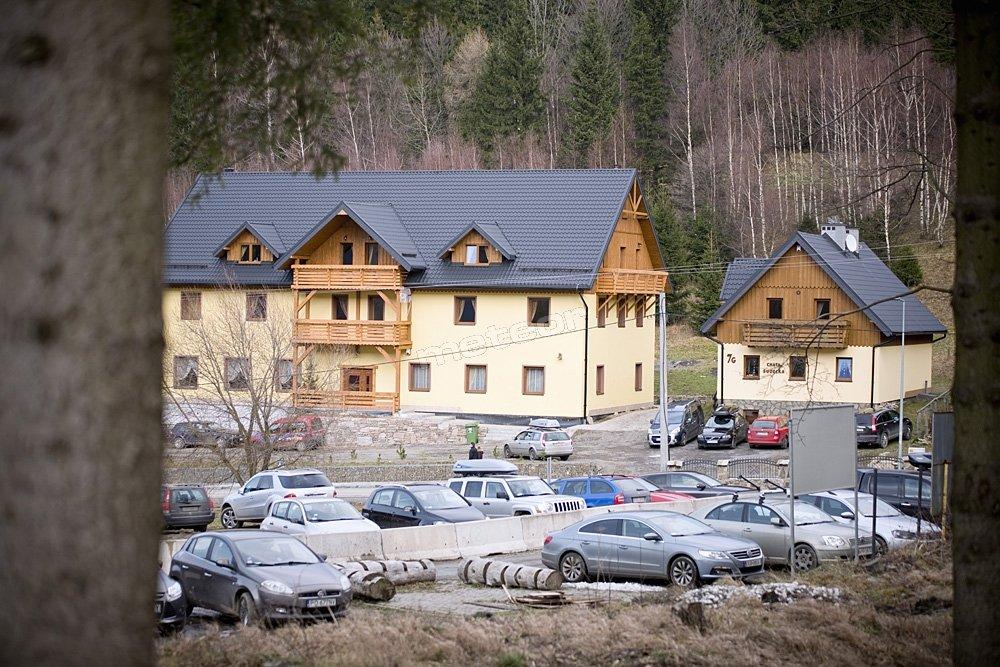 Nasze budynki: Chata Sudecka II i Chata Sudecka I