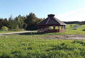 Pole Namiotowe - Kemping Altana Sutiejsk