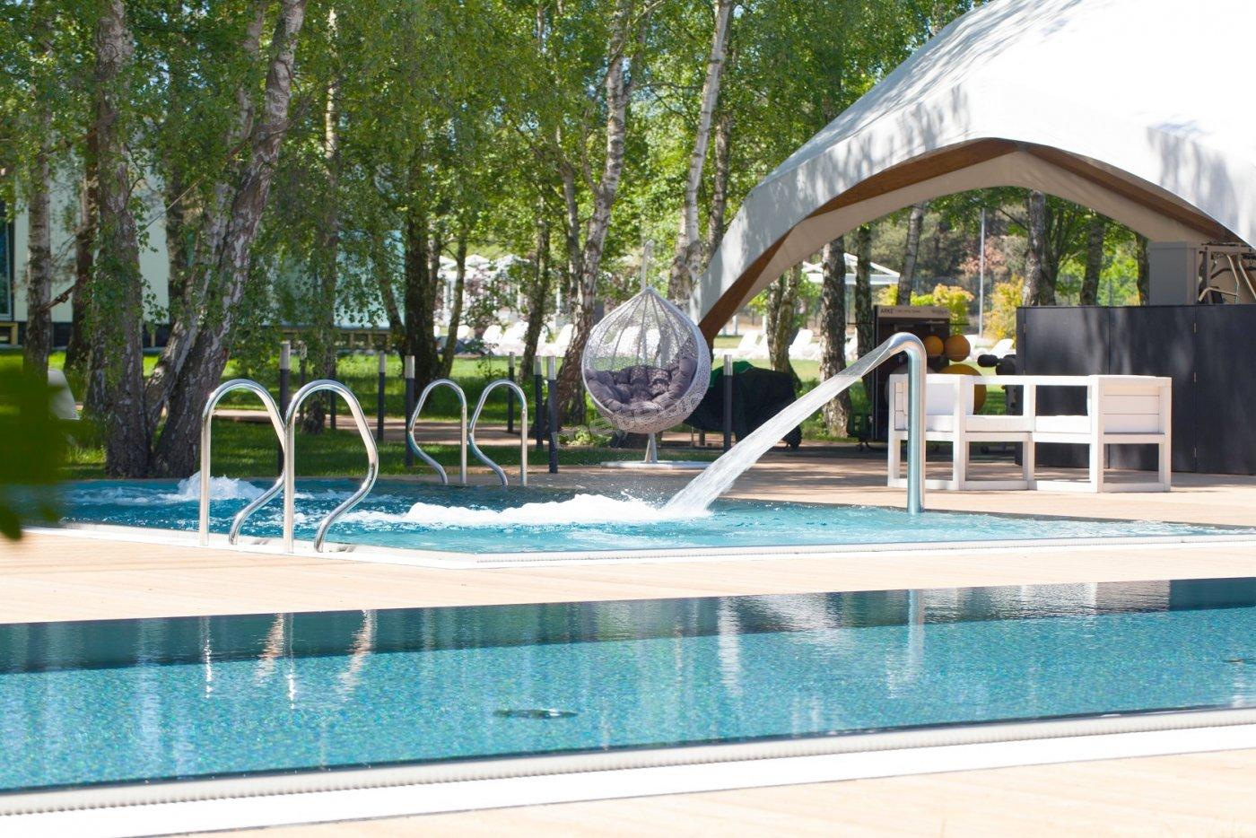 Baseny Rosevia Resort