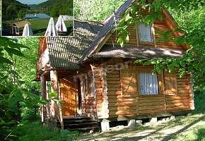 Domek Nad Soliną (Zatoka Teleśnicka) -wolne miejsca