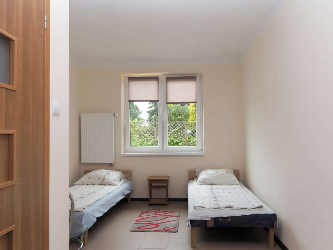 Pokój 2 osobowy z łazienką - parter