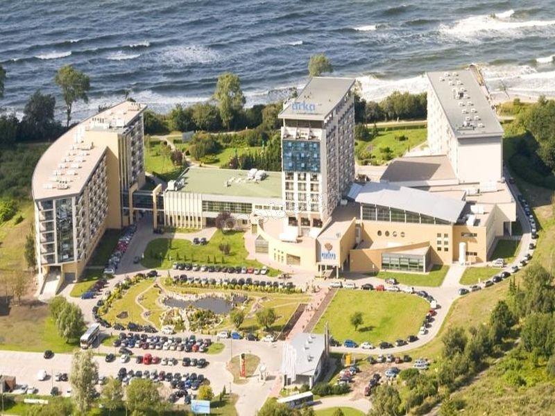 Kompleks hotelowy Arka Medical Spa ****