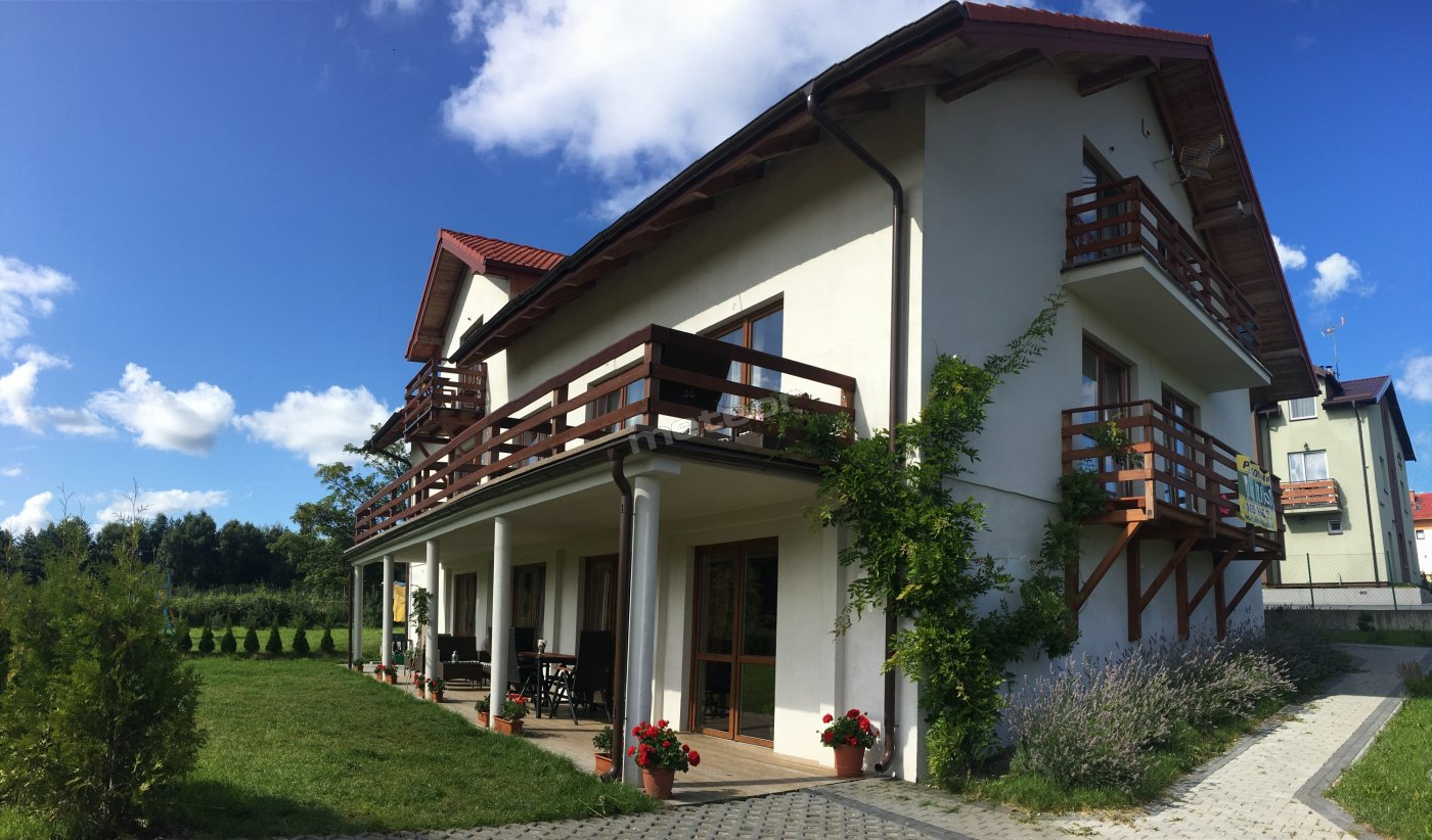 Villa w calej okazalosci