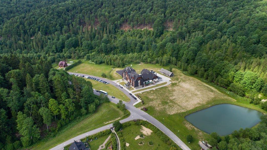 Ośrodek Centrum Promocji Leśnictwa