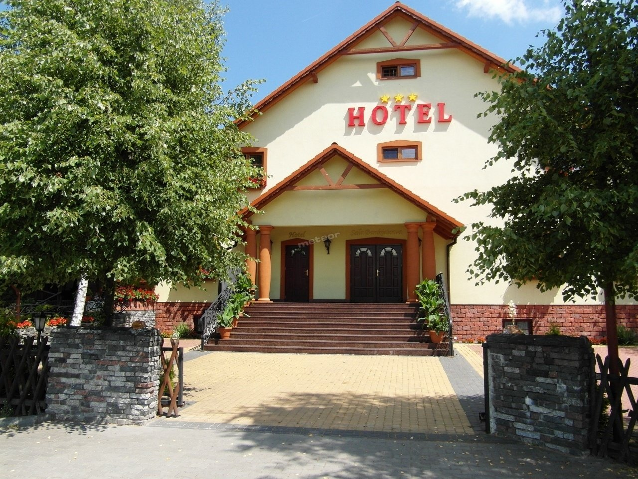 Hotel Restaurant Dębianka