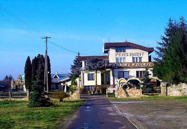 Motel - Pensjonat Wichrowe Wzgórze