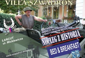 Noclegi Willa Szwadron