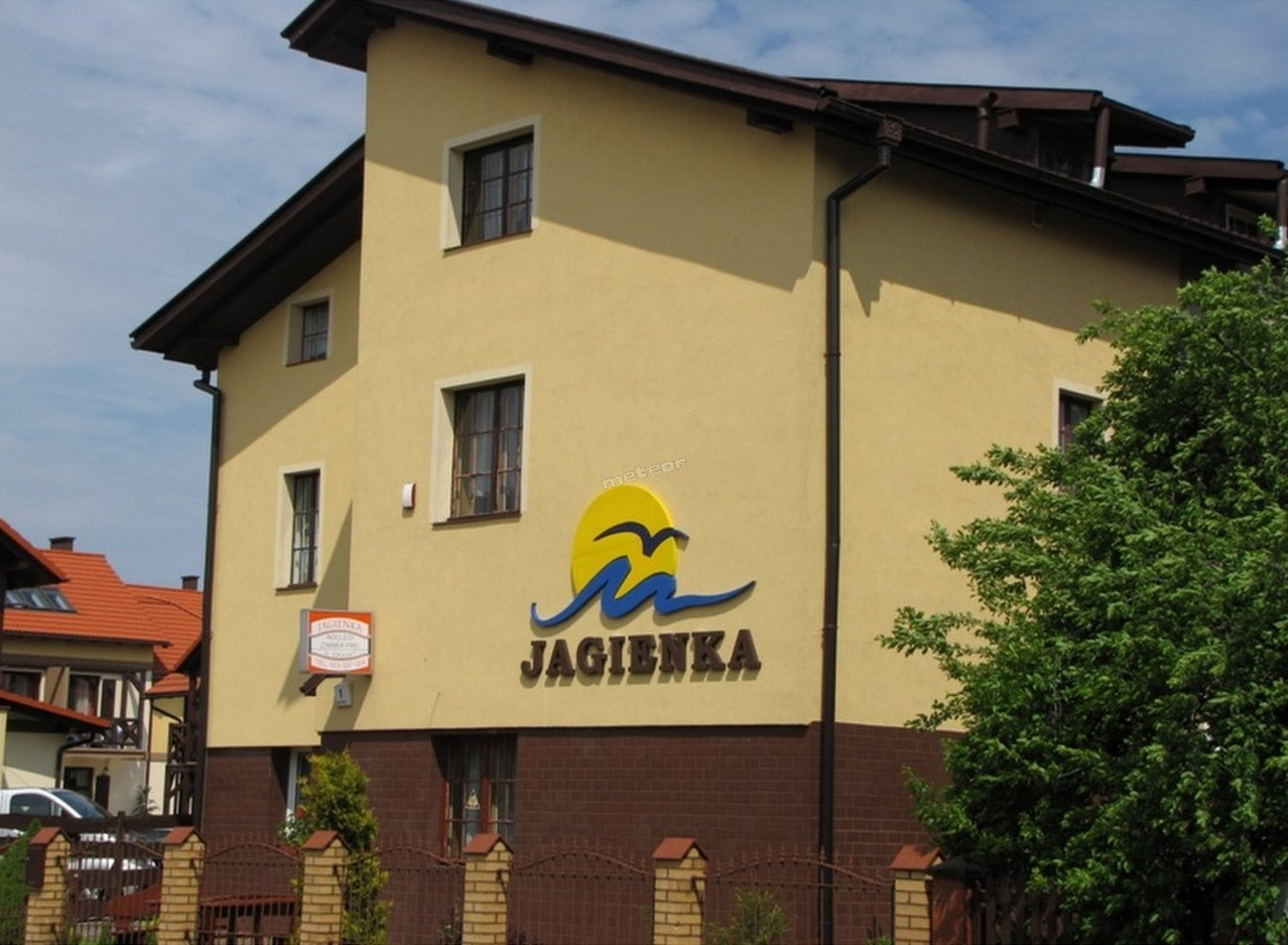 Pokoje Gościnne Jagienka