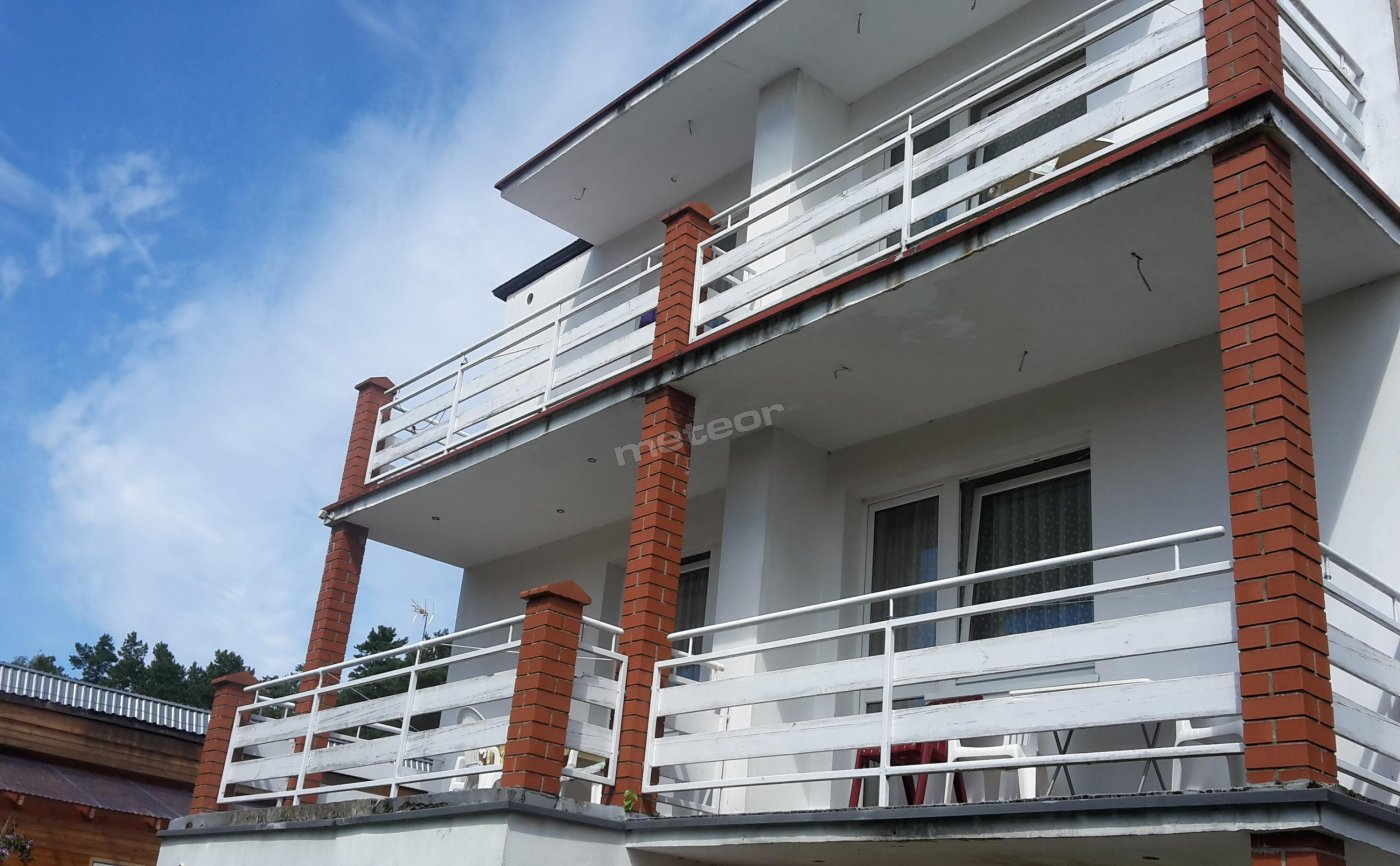 Balkony do pokojów nr 6,7,9 i 10