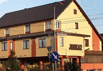 Zajazd Jankaz Halina Sierocińska