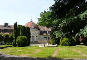 Palace in Glisno