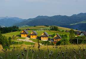 Domki u Huberta