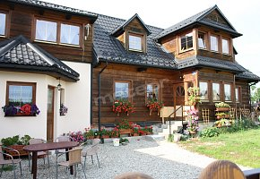 Wczasy na wsi pod Tatrami - Apartament Oczko 21
