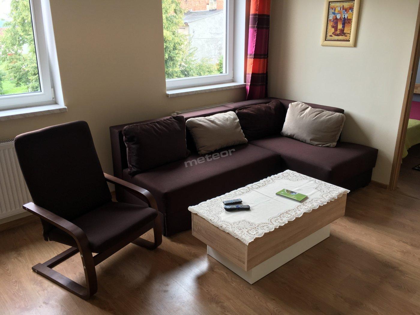Apartament Borowiacki
