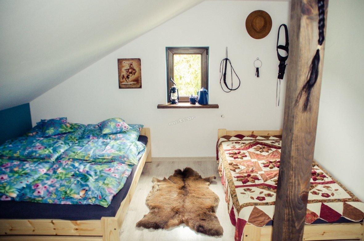 Old West - pokój trzyosobowy