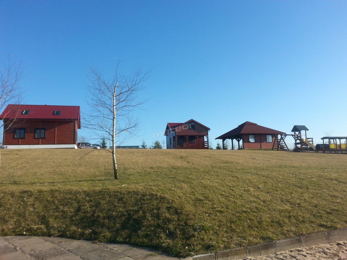Letnisko Jakubowo nad samym jeziorem