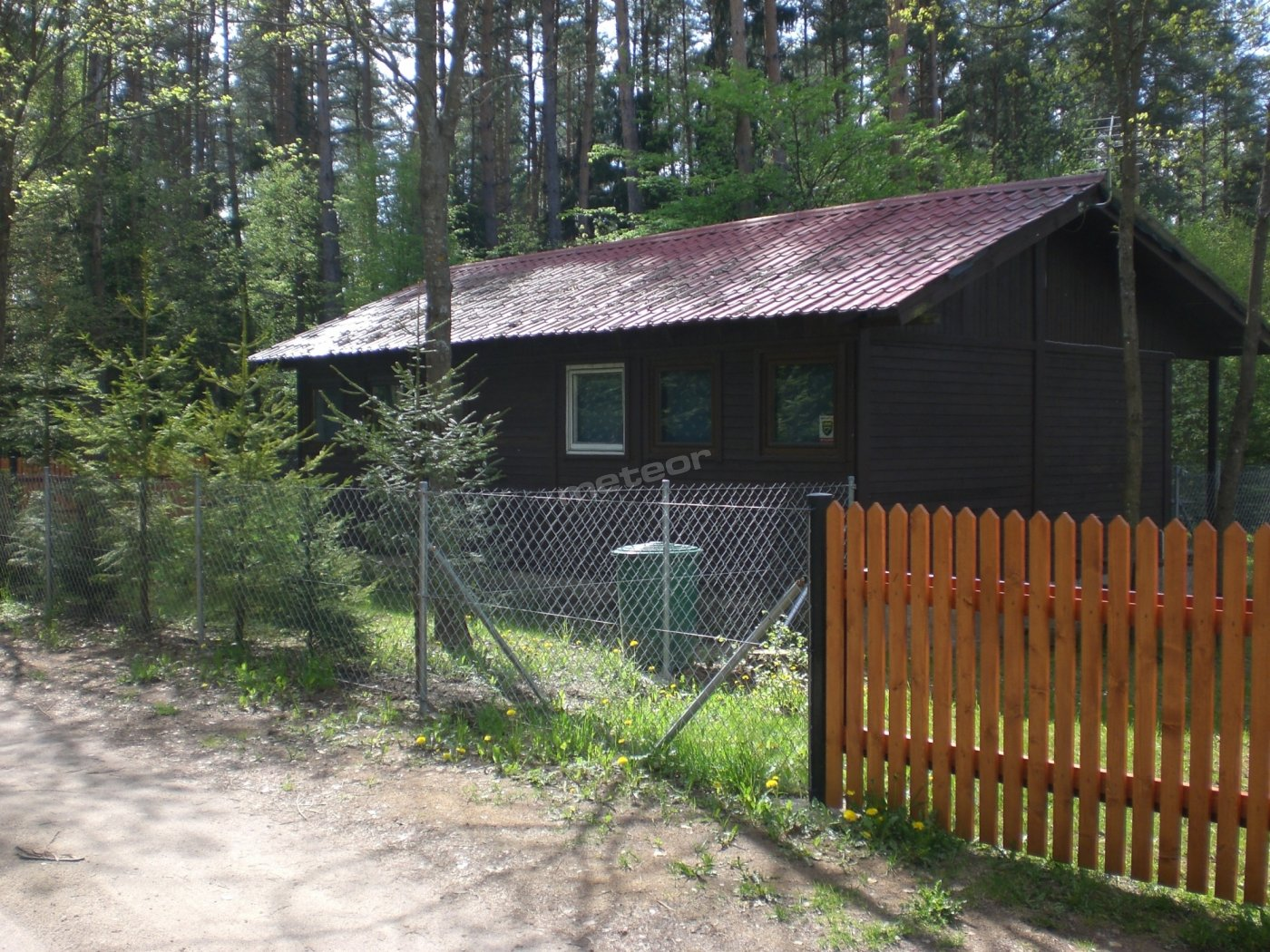 Domki w Orzynach Nad Jeziorem Wielki Lesk