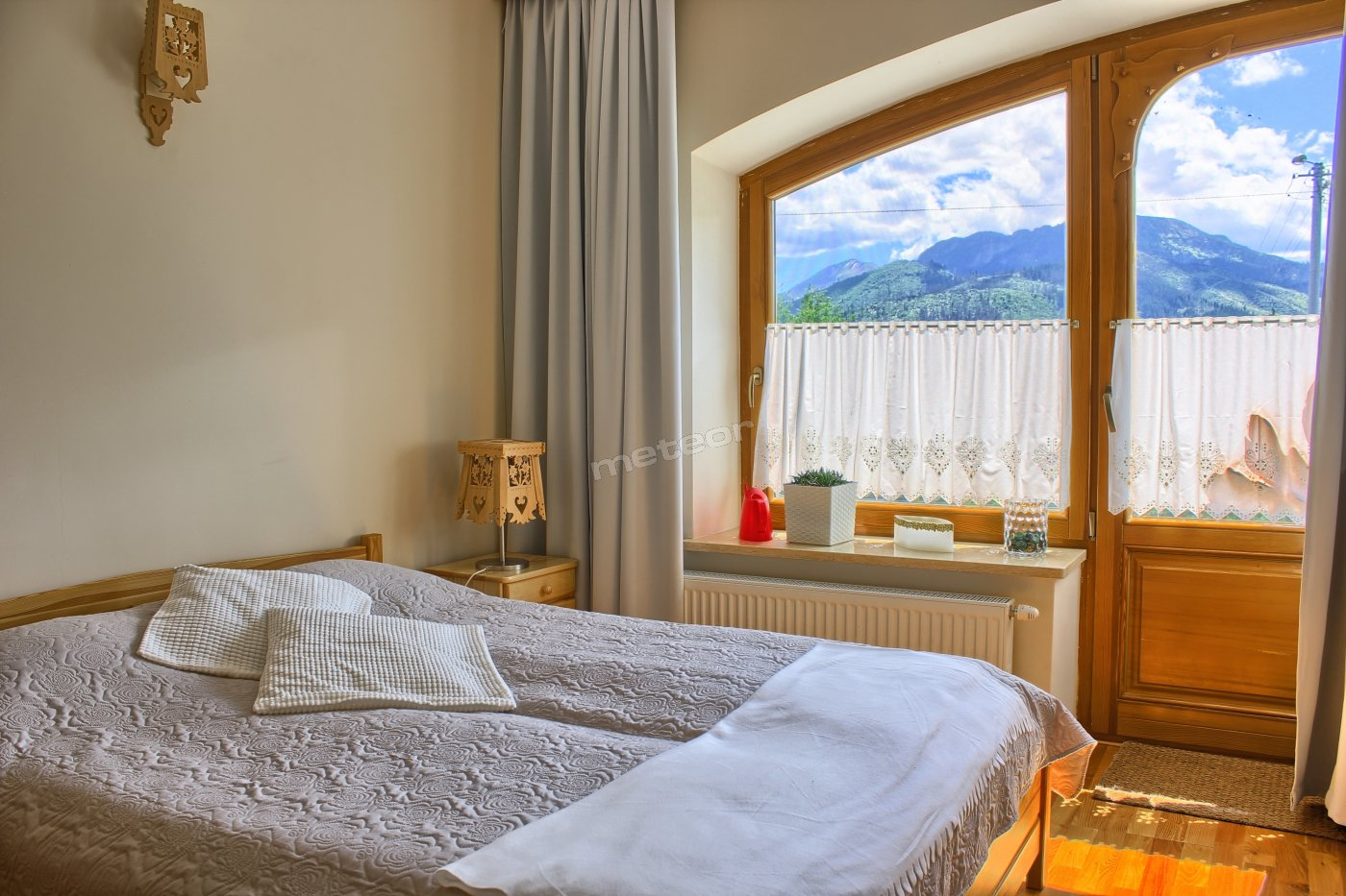 Tatrachata sypialnia