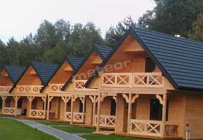 Camping Domki Całoroczne Leśne Duchy