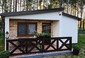 Domki i apartamenty nad Jeziorem Borówno Kujanki