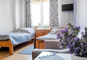 Komfortowe Pokoje Na Pocztowej