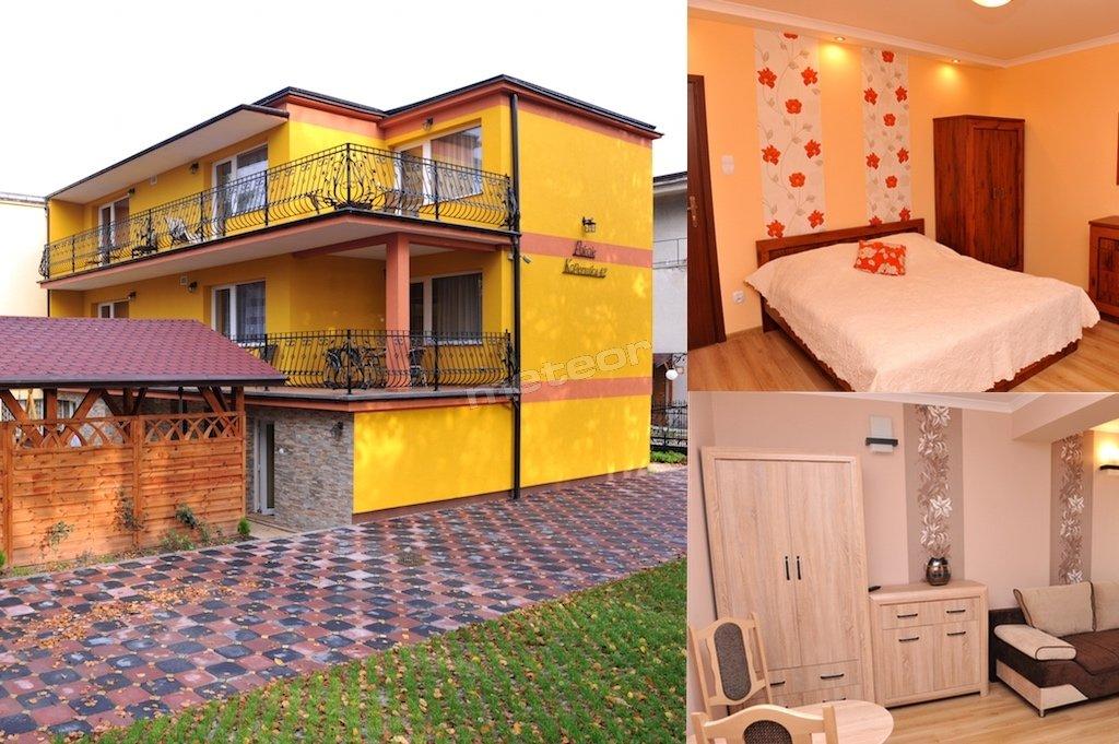 Pokoje i Apartamenty IWONA