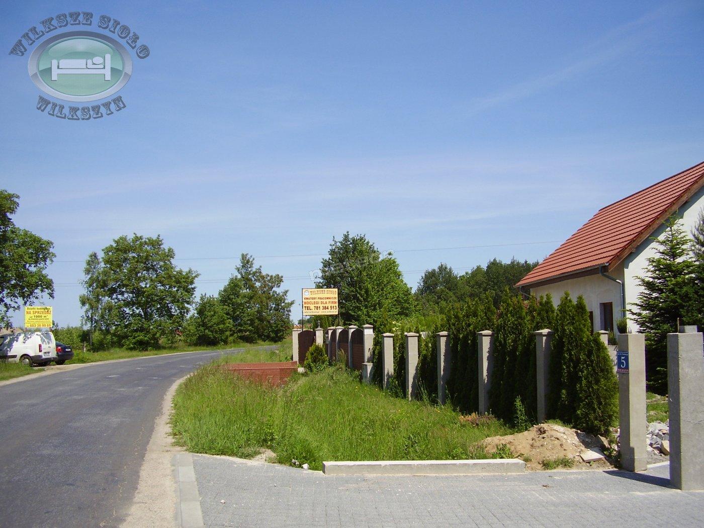 Dojazd od strony Wrocław - Leśnica