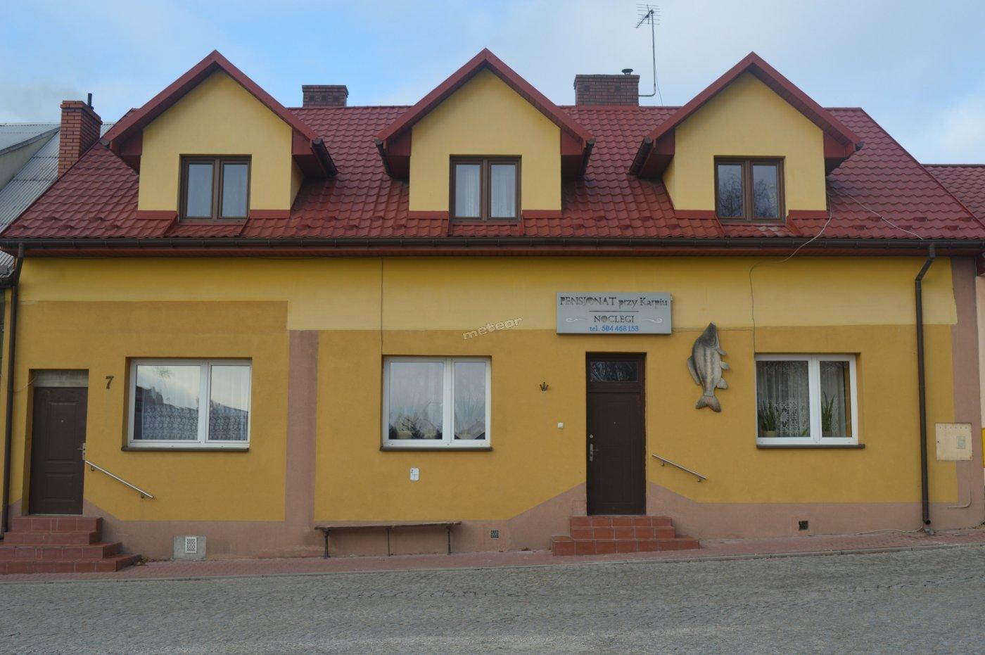 Pensjonat Przy Karpiu