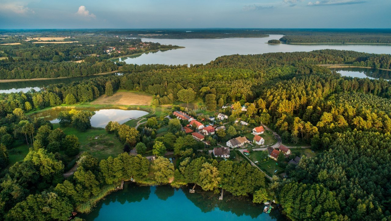 Kraina lasów i jezior