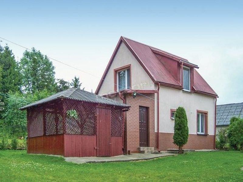 Domek nad Jeziorem Brodno Małe - Kaszuby