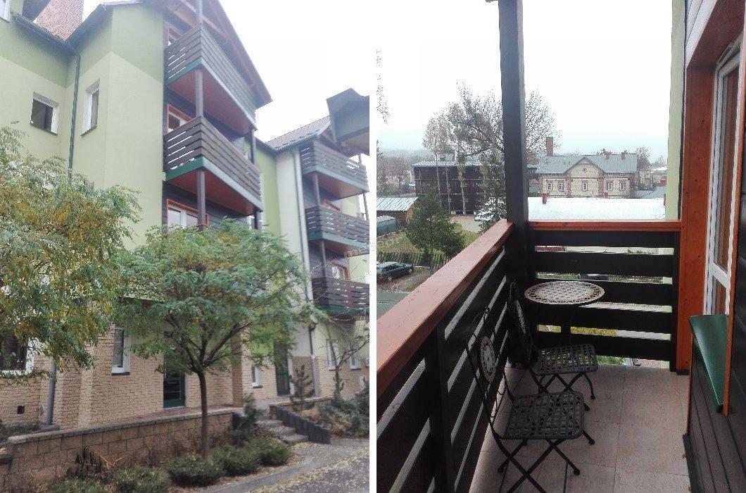 Przytulny Apartament przy Parkowej