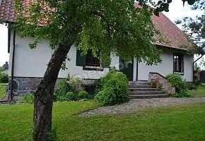 Dom nad Jeziorem Gil Mały