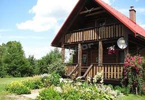 Domek w Leśnym Zaciszu