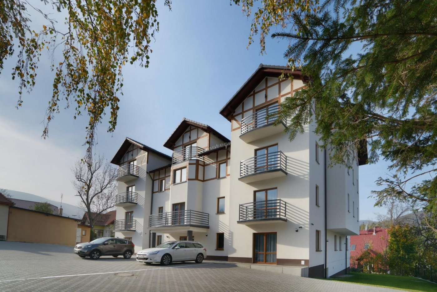 Apartamenty BERG