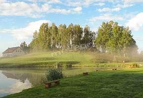 Agroturystyka Nad Stawami - Łowisko Robinson