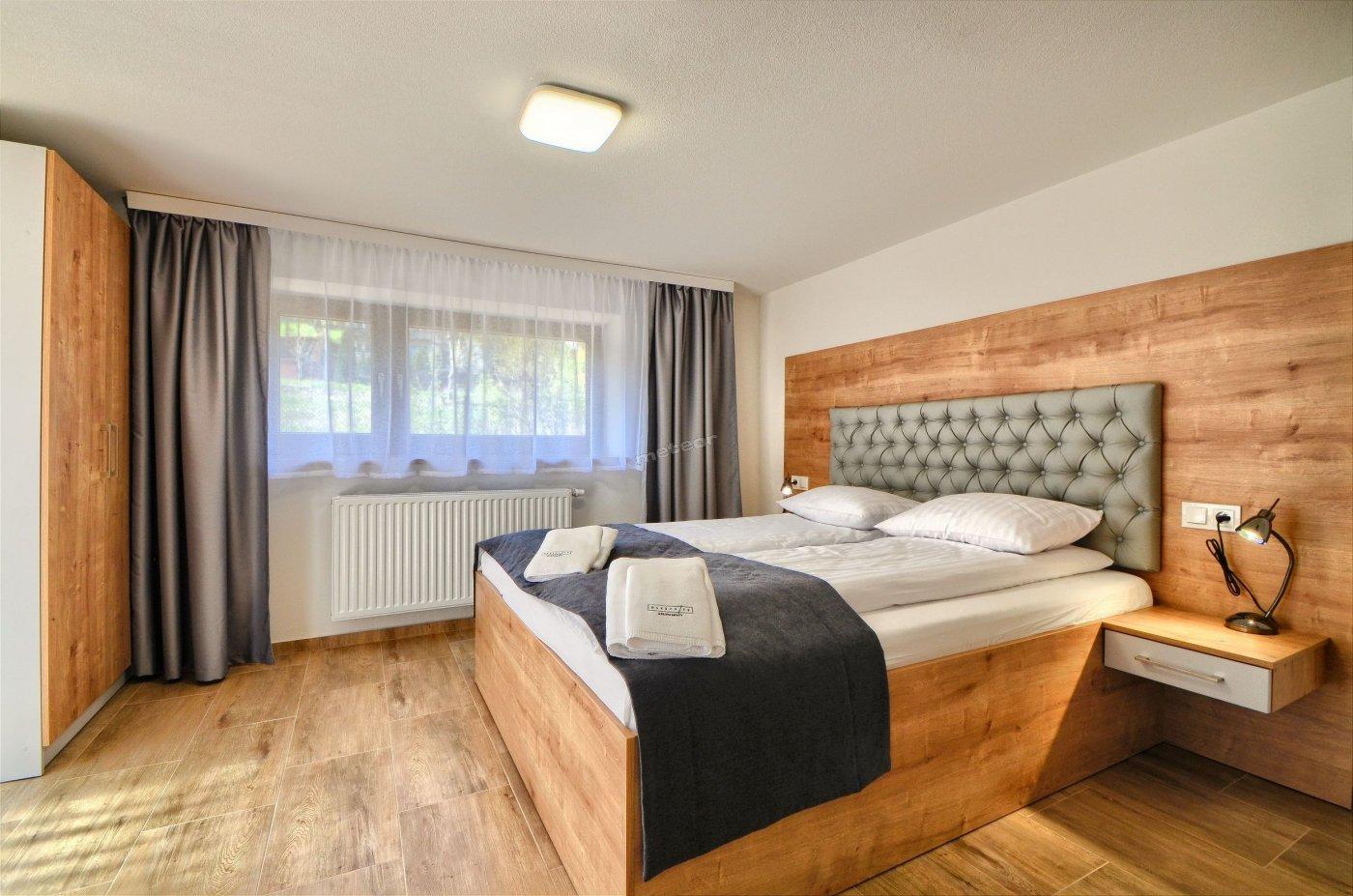 Sypialnia 1 Apartament 5-osobowy