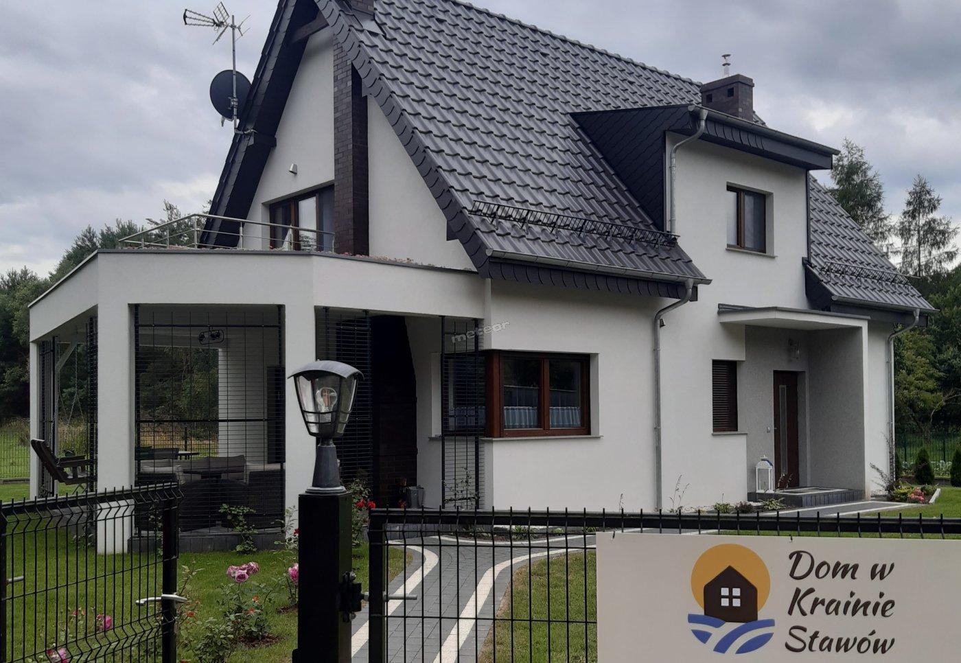 Dom w Krainie Stawów